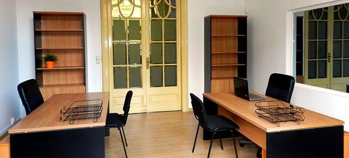 Despachos - Arago 308 Espacios de trabajo en Barcelona