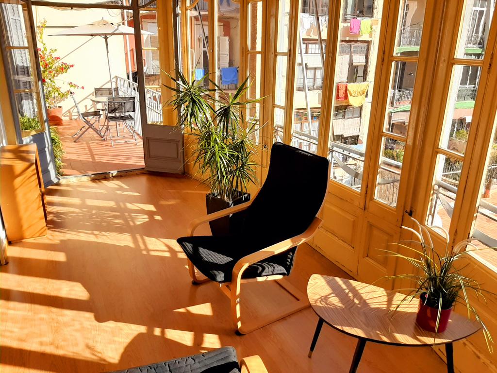 Alquiler de sala por horas en Barcelona